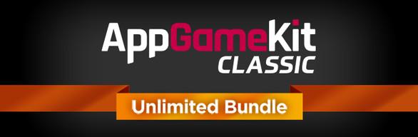 AppGameKit Unlimited