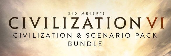 Civilization VI – Civilization & Scenario Pack Bundle