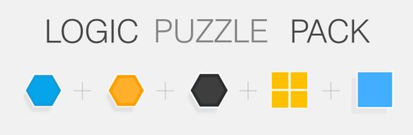 Logic Puzzle Pack · BundleID: 3331 · Steam Database