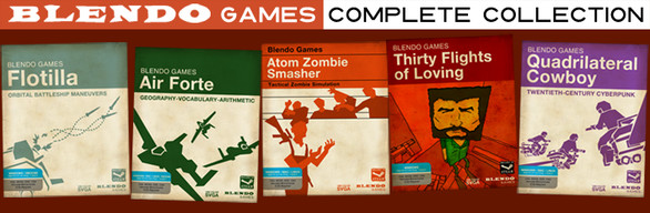 Blendo Games Complete Collection
