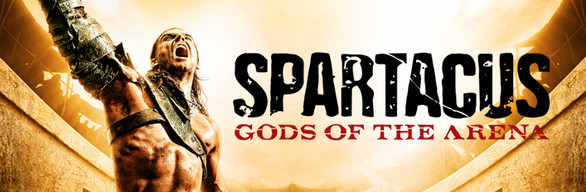 Spartacus Gods of the Arena: Prequel