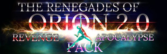 The Renegades of Orion 2.0 - Pack #1