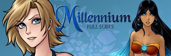 Millennium Complete Series