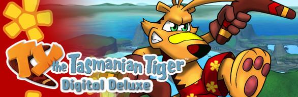 TY the Tasmanian Tiger - Digital Deluxe