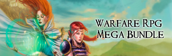 Warfare RPG MEGA BUNDLE