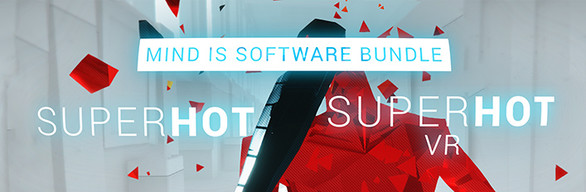 SUPERHOT MIND IS SOFTWARE BUNDLE