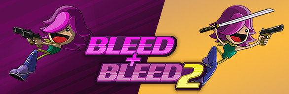 Bleed 1 + 2 Combo Pack