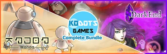 Kodots Games Complete