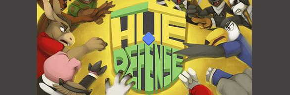 HueDefense + Original Soundtrack