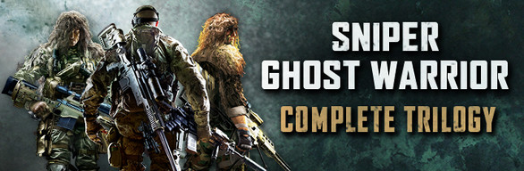 Sniper Ghost Warrior Franchise Pack