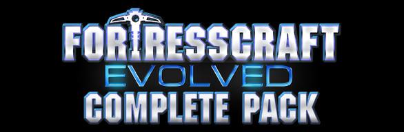 FortressCraft Evolved Complete Pack
