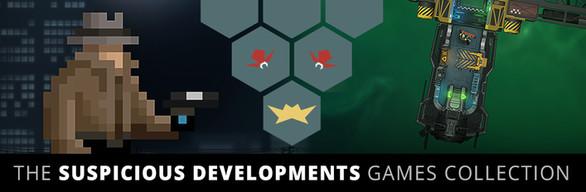 The Suspicious Developments Games Collection