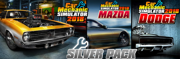 Save 57 On Car Mechanic Simulator 2018 Silver Edition On Steam