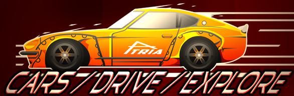 Cars Drive Explore