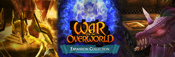 War for the Overworld Expansion Collection