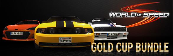Gold Cup Bundle