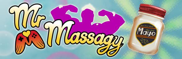 Mr. Massagy High-Calorie Edition