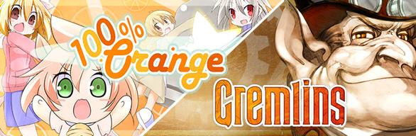 100% Orange Gremlins