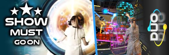 VR Arcade Bundle
