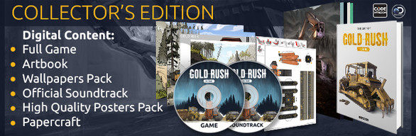 Gold Rush: The Game - Collector's Edition
