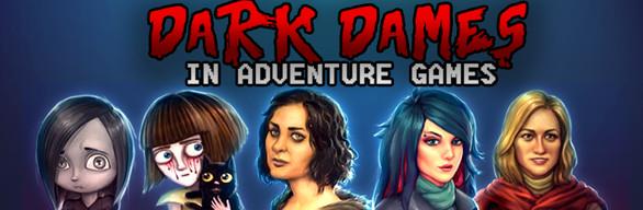 Dark Dames in Adventure Games