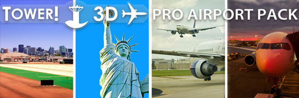 Tower!3D Pro Airport Pack on Steam