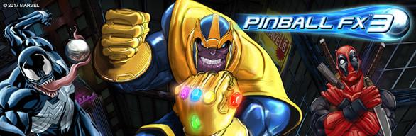 Pinball FX3 - Marvel Pinball Season 2 Bundle