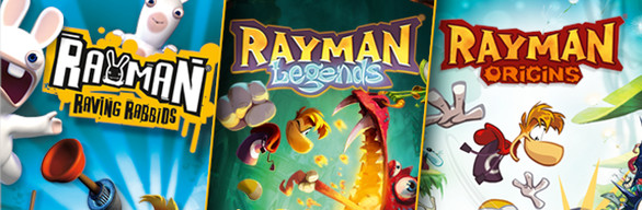Rayman Bundle