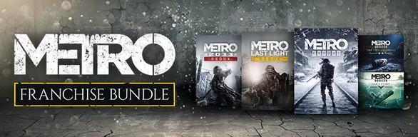 Metro Redux (2033 + Last Light) GOG v2.0.0.2 + Update 7 PC-FitGirl Repack