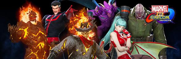 Marvel vs. Capcom: Infinite - Mystic Masters Costume Pack