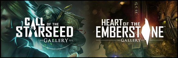 The Gallery - EP1: Call of the Starseed & EP2: Heart of the Emberstone