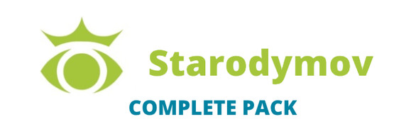 [Complete Pack] Starodymov - Studio Pack