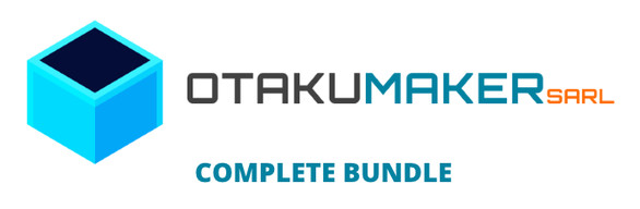 [Complete Bundle] OtakuMaker SARL - All Games