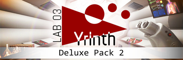 [Deluxe Pack] Lab 03 Yrinth + DLC's + OST + Archive - Pack #2