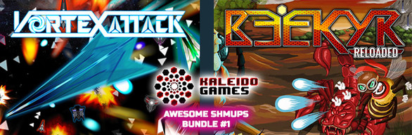 KaleidoGames - All Shmups Bundle