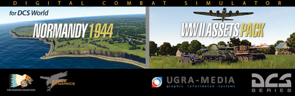 Dcs Normandy 1944 Map And World War Ii Assets Pack On Steam