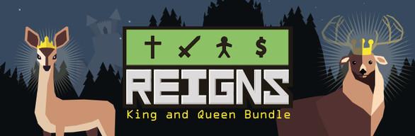 Reigns: King & Queen Bundle