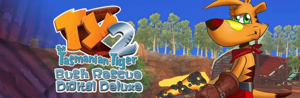 TY the Tasmanian Tiger 2 - Digital Deluxe
