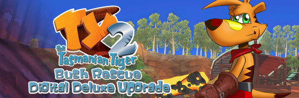 TY the Tasmanian Tiger 2 - Digital Deluxe Upgrade
