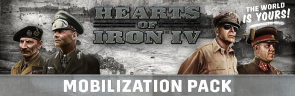 Hearts of Iron IV: Mobilization Pack