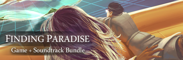 Finding Paradise Game and Soundtrack Bundle