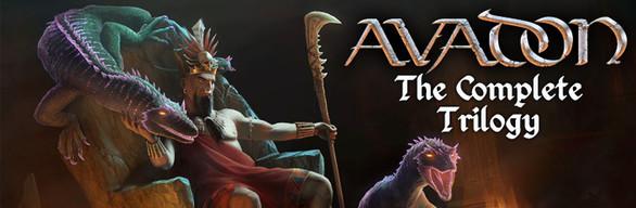 Avadon Trilogy Bundle