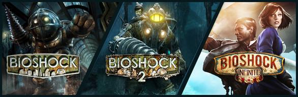 -Donator Giveaway- BioShock Triple Pack Bundle
