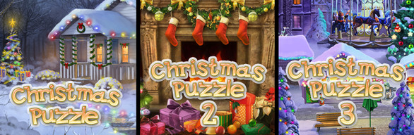 Christmas Puzzle Bundle