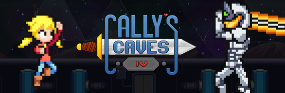 Cally's Caves 4 - Deluxe Edition