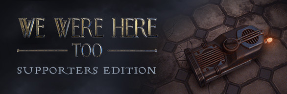 We Were Here Too: Supporter Bundle