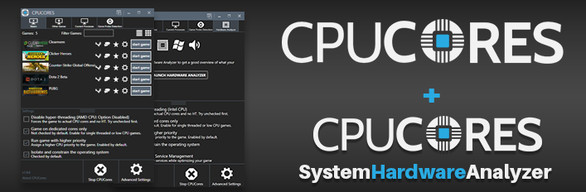 CPUCores + System Hardware Analyzer (DLC) Bundle