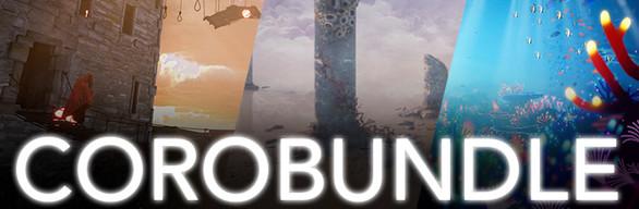 Corobundle! Games developed by Carlos Coronado.