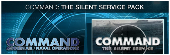 Command: The Silent Service Pack