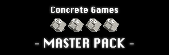 Concrete Games Master Pack